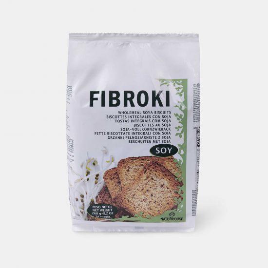 Fibroki Biscoitos integrais de soja