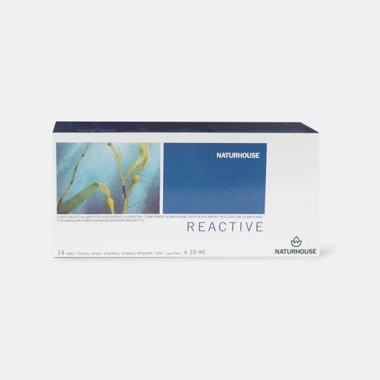 Reactive Frascos