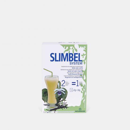 Slimbel System batido sabor Baunilha