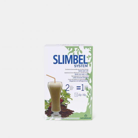 Slimbel System batido sabor Café
