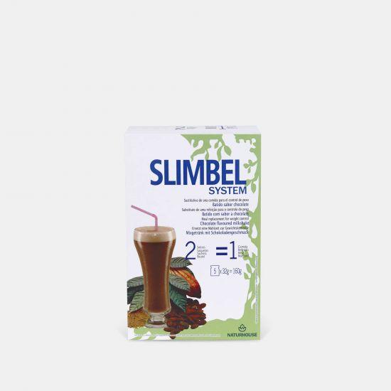 Slimbel System batido sabor Chocolate