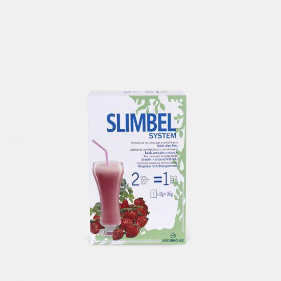 Slymbel System batido sabor Morango